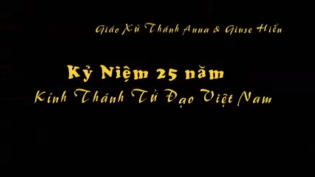 Lễ Các Thánh Tử Đạo Việt Nam – 2013