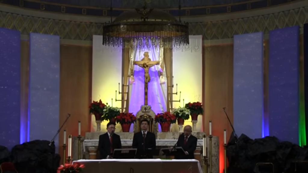 Thánh Ca Đêm Vọng GS 2018